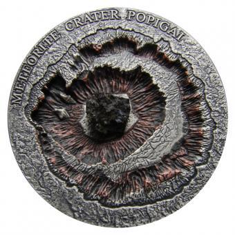 1$ 2016 Niue Island- Popigai Krater Meteorit
