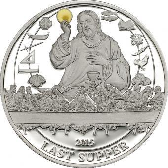 2$ 2015 Palau - Biblical Stories - Das Letzte Abendmahl