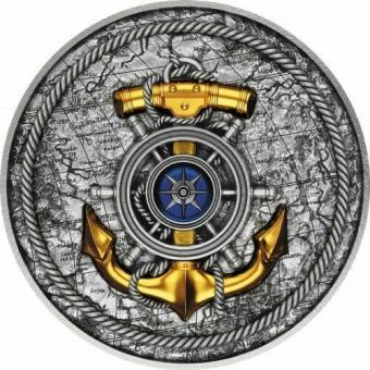 5$ 2019 Niue - Anchor