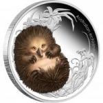 50 cents 2013 Australien - Bush Babies II - Ameisenigel