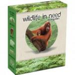 1 $ 2011 Tuvalu - Orang Utan - Wildlife in Need