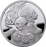 1 $ 2010 Niue Island - Samson & Delilah