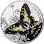 1 $ 2011 Niue Island - Schwalbenschwanz
