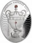 2 $ 2011 Niue Island - Imperial Faberge - Duchess of Marlborough