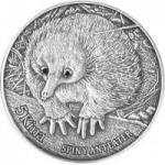 5 Kina Papua Neuguinea 2012 - Ameisenigel
