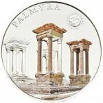 5 $ 2012 Palau - Wunder der Welt - Palmyra