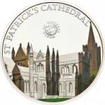 5 $ 2012 Palau - Wunder der Welt - St. Patrick Kathedrale