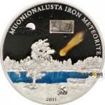 5 $ 2011 Cook Islands - Muonionalusta Meteorit
