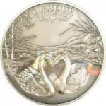 1000 Francs 2011 Kamerun - L'Amour toujours A.f.