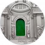 10 $ 2012 Palau - Tiffany Art - Neoclassicism