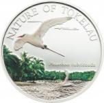 5 $ 2012 Tokelau - Rotschwanz-Tropikvogel