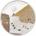 5 $ 2012 Palau - Wunder der Welt - Klagemauer