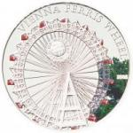 5 $ 2012 Palau - Wunder der Welt - Wiener Riesenrad