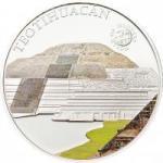 5 $ 2012 Palau - Wunder der Welt - Teotihuacan