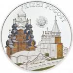 5 $ 2012 Palau - Wunder der Welt - Kizhi Pogost