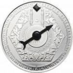1000 Francs 2012 Niger - Mekka Kompass