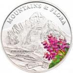 5 $ 2012 Palau - Berge & Pflanzen - Biberkopf