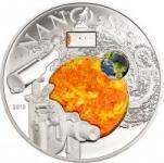 10 $ 2013 Cook Islands - Nano Weltraum - Erforschung des Universums