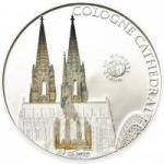 5 $ 2013 Palau - Wunder der Welt - Kölner Dom