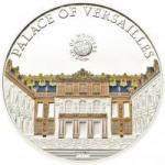 5 $ 2013 Palau - Wunder der Welt - Schloss Versailles
