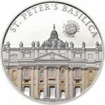 5 $ 2013 Palau - Wunder der Welt - Petersdom