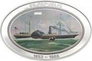 5$ 2013 Cook Islands - SS Republic