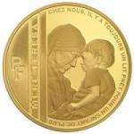 50 Euro 2010 - Mutter Teresa GOLD