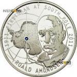 5 $ 2011 Tokelau - Roald Amundsen