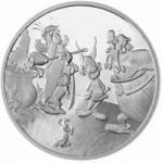 1,50 Euro 2007 Asterix und Obelix Zaubertrank
