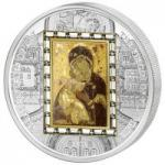 20 $ 2013 Cook Islands - Gottesmutter von Vladimir - Premium Edition