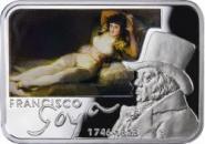 1 $ 2010 Niue Island - Francisco Goya