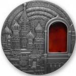10 $ 2012 Palau - Mineral Art - Kreml
