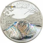 1000 Francs 2011 Kamerun - L'Amour toujours