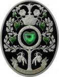 1 $ 2012 Niue Island - Liebesbaum / Love Tree