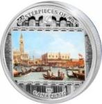 20 $ 2011 Cook Islands - Canaletto
