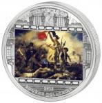 20 $ 2013 Cook Islands - Delacroix - Die Freiheit führt das Volk