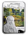1 $ 2010 Niue Island - Claude Monet
