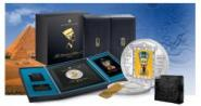 20 $ 2012 Cook Islands - Nofretete / Nefertiti - Premium Edition