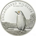 5 $ 2008 Cook Islands Pinguin