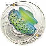 2 $ 2011 Pitcairn Islands - Spiegeleiqualle