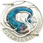 2 $ 2011 Pitcairn Isl. - Schuppenloser Drachenfisch
