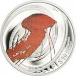 2 $ 2011 Pitcairn Islands - Chrysaora achlyos