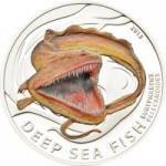 2 $ 2013 Pitcairn Islands - Tiefseefische - Pelikanaal