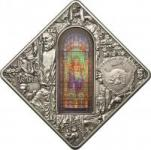10 $ 2011 Palau - Holy Windows - Santiago de Compostela