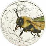 2 $ 2011 Palau - Welt der Insekten - Hummel