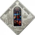 10 $ 2012 Palau - Holy Windows - Wiener Votivkirche