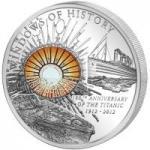 10 $ 2012 Cook Islands - Titanic - 100. Jahrestag des Untergangs