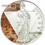 500 Francs 2011 Togo - Zenobia im Etui
