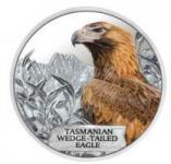 1 $ 2012 Tuvalu - Tasmanischer Keilschwanzadler
