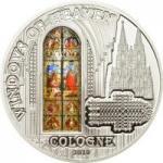 10$ 2010 Cook Islands - Windows of Heaven - Kölner Dom